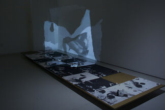 Suzanne McClelland: Articulate Muscle 1976, installation view
