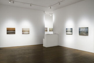 David Hepher - Pavement Horizons: Where the walls meet the ground, installation view