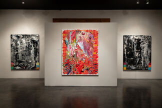 Portrait of a Mark - Shawn Serfas solo exhibition, installation view
