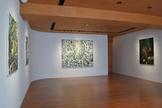 """Taishi HATAYAMA solo exhibition """"Astray in Time"""", installation view"""