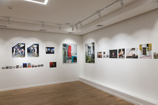 Let Us Not Fall Asleep While Walking, installation view