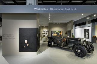 Werkhallen / Obermann / Burkhard GbR at Cologne Fine Art 2015, installation view