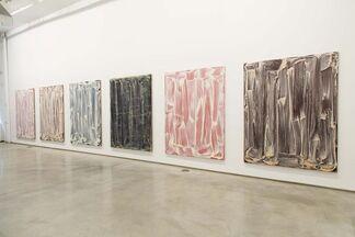 "Robert Janitz - ""Stick Shift Heaven"", installation view"