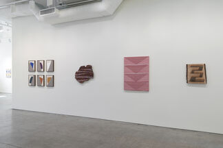 Delineation, installation view