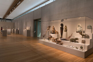 From the Lands of Asia: The Sam and Myrna Myers Collection, installation view