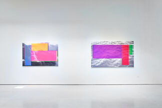 Christian Eckart: Trialectics, installation view