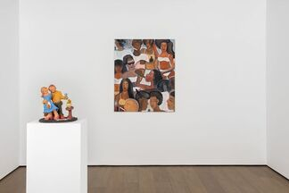 No Man is an Island, installation view