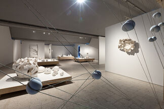 Maria Bartuszová: Provisional Forms, installation view