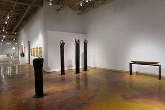 Works available at Museo Vault, installation view