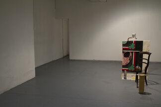 LUDWIG SCHWARZ Retrospective (1990 - 2014), installation view