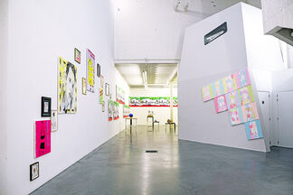 REALITY APATHY, installation view