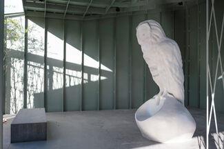 "Johan Creten: ""The Storm"" at Middelheim Museum, Antwerp, Belgium, installation view"