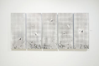 Susan Goldsmith: Objects of Reflection, installation view