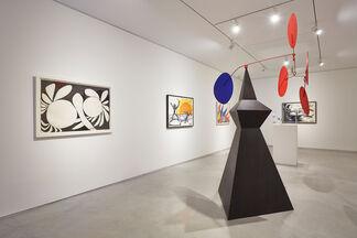 Alexander Calder: Calder Jewelry, installation view