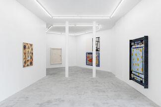Will Benedict, installation view