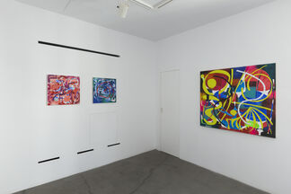 Infinite Spiral - Trudy Benson Residency Show, installation view