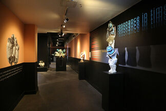 Resonance in Time, installation view