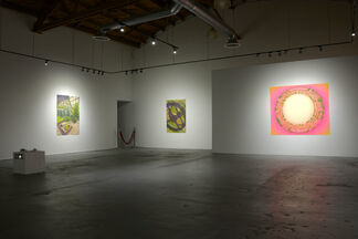 The Future is Always Tomorrow, installation view