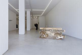 LUIS GISPERT - everythingisokayitsokayitsokay, installation view