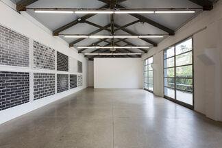 Wordnonpseudo - Tony Lewis, installation view