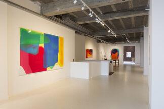 Solo Show: Peter Zimmermann, installation view