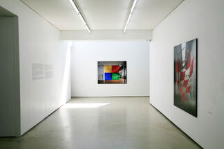 Georges Rousse, installation view