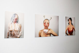 Cardiac Insomniac: A Solo Show of Works by ANGE, installation view