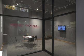 Money Worries, installation view