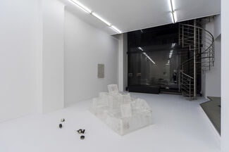 James Lewis - Before the hyle, installation view