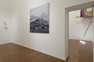 Shelters and Libraries, installation view