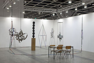 Stuart Shave Modern Art at Art Basel in Hong Kong 2015, installation view