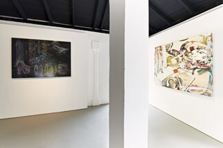 New Sensibilities in Sculpture and Paintings, installation view