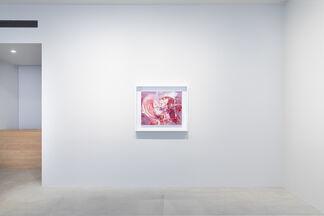Kazuo Shiraga, installation view