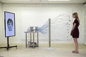 FRONTIER, installation view
