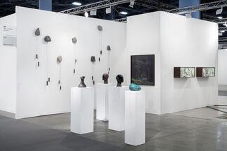 Sies + Höke at Art Basel in Miami Beach 2014, installation view
