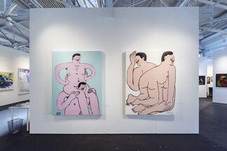 Hashimoto Contemporary at Art Market San Francisco 2017, installation view