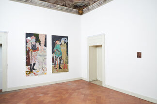 The Great Women Artists x Palazzo Monti #2, installation view