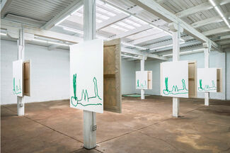 Fruiting Body, installation view