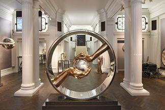 Lorenzo Quinn, Possibilità, installation view