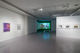 DISSENT: what they fear is the light, installation view