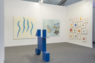 Luhring Augustine at Frieze Los Angeles 2019, installation view