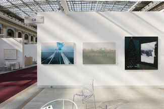 ERTI at Cosmoscow 2018, installation view