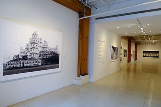 Stories in Stone: Photographs of Colonial Calcutta, installation view
