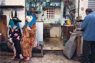 Tea with Nefertiti, installation view