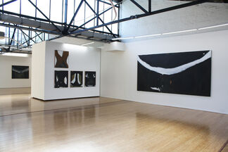 in silence, installation view