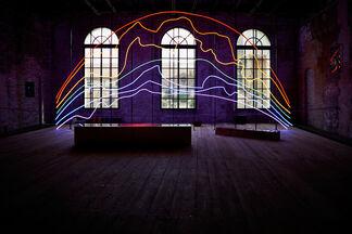 Turkish Pavilion, installation view