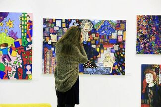 The Artists of Tomorrow 2015, installation view