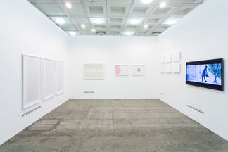 Sabrina Amrani at Art14 London, installation view