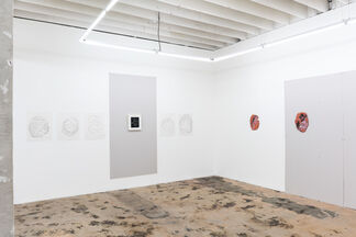 The Pink House, installation view