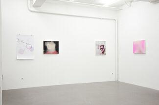 How can moments go so slow - Veronika Hauer, Martina Steckholzer, Rudolf Steckholzer, installation view
